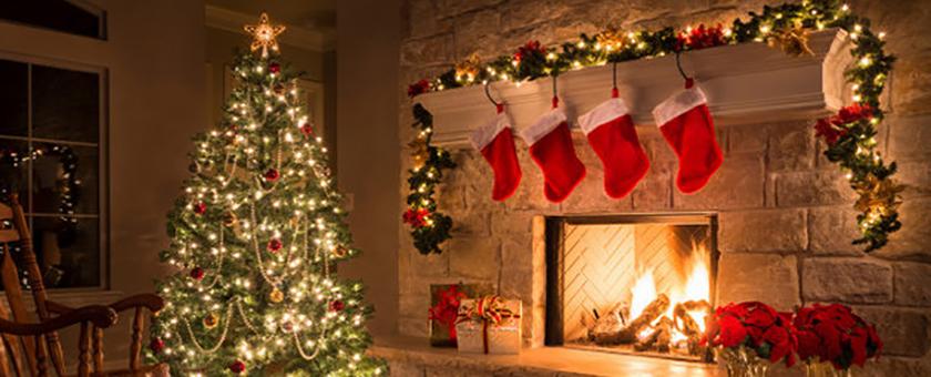 Рождество в Англии и США